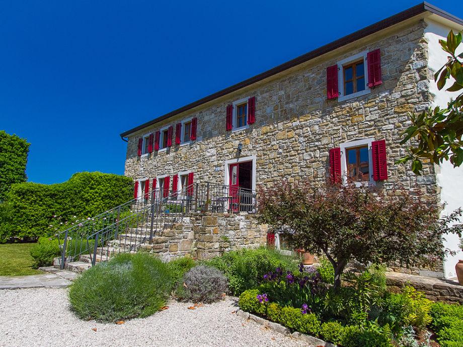 Außenaufnahme Villa Palazzo Portole