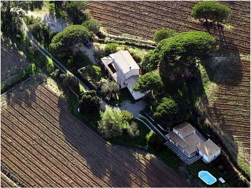 Ferienhaus Weingut Le Clos de Virgiles