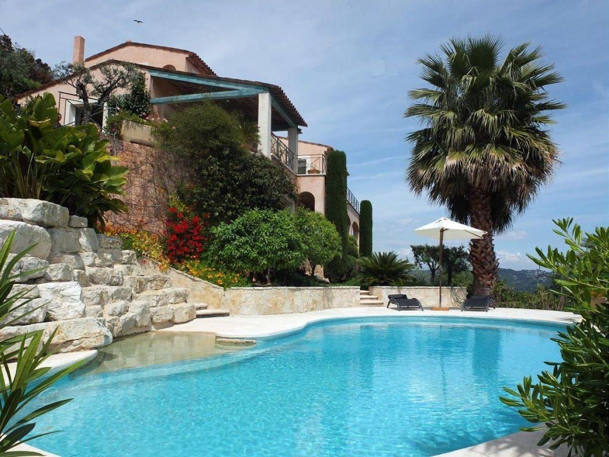 Luxus pool  Mas des Oliviers Luxus Pool Villa, Côte d'Azur, Cannes-Mandelieu ...