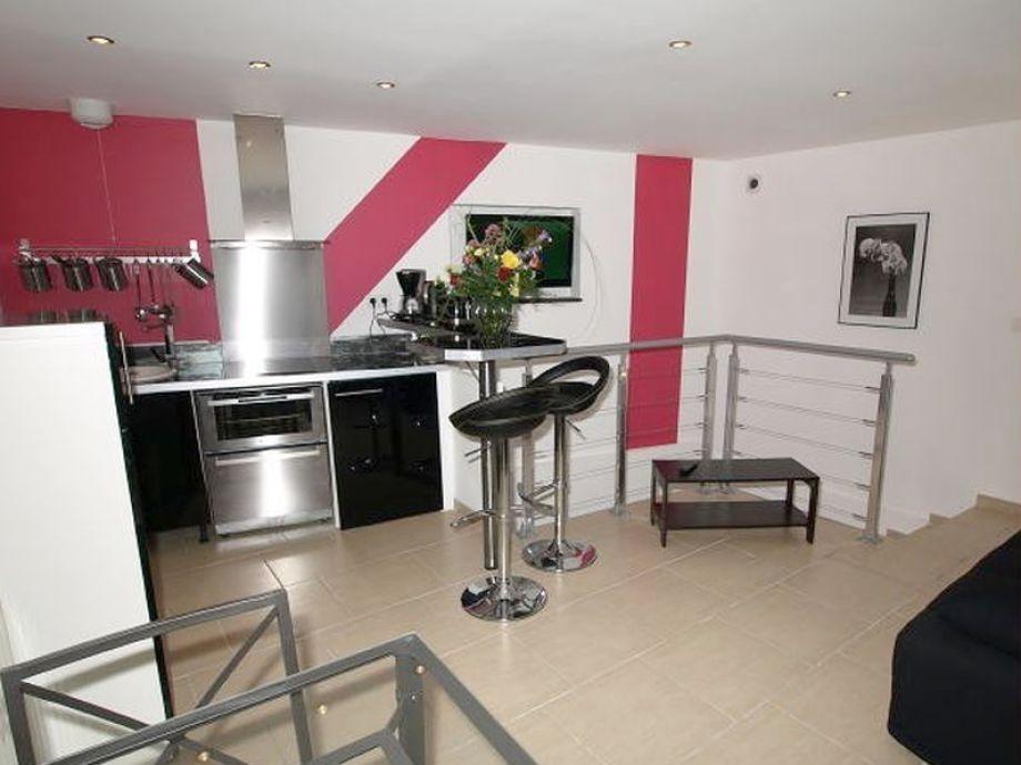 Modernes und geschmackvoll eingerichtetes Apartment