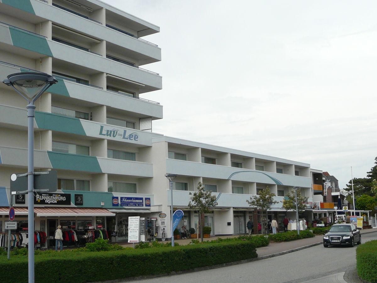 Ferienwohnung Luv und Lee St Peter Ording Firma