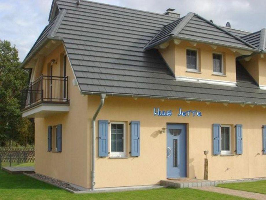 Das Ferienhaus mit Balkon