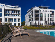 Ferienwohnung Villa Claire | Meerblick-Appt. 002