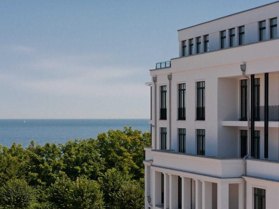 Außenaufnahme Villa Philine   Meerblick-Appt. 116