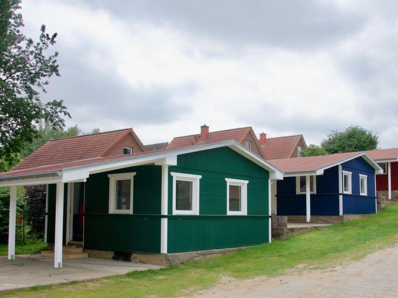 Bungalow Schwedenhaus Typ 1