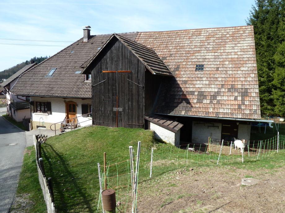 Strassenansicht Haus