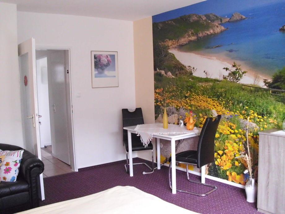 Kleiner Essbereich ferienwohnung kleiner brink 9 cuxhaven frau thesen