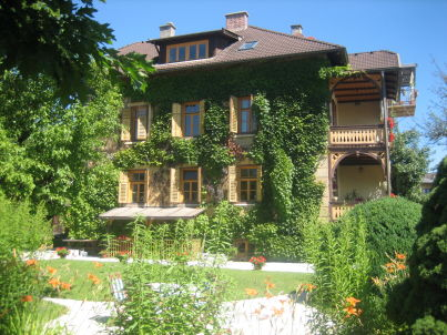 in der Villa Martiny