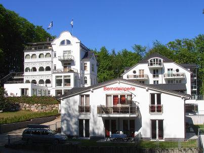 Bernsteinperle in Sellin, Residenz-Falkenberg