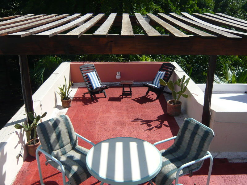 Apartment Villa Maya mit Dachterrasse