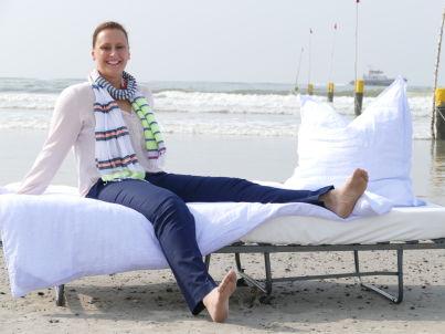 Ihr Gastgeber Eva Saathoff