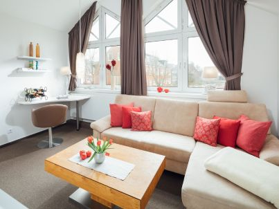 Apartmenthaus Saathoff
