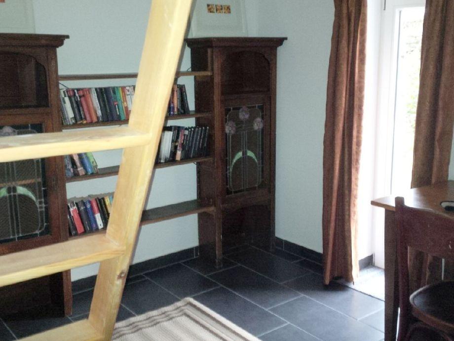 Zweites Wohnzimmer Mit Schlafboden