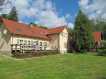 Ferienwohnung Große Ferienwohnung im Forsthaus Boberow
