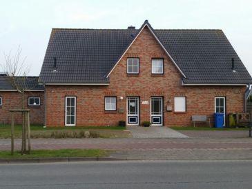 Ferienwohnung Friesenhus Knechtsand
