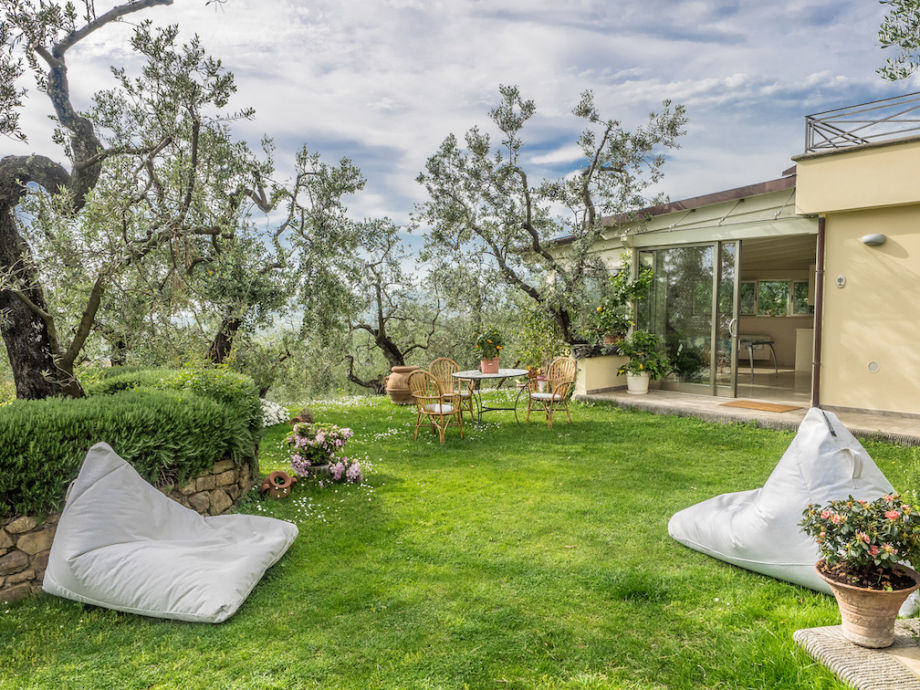 """das Häuschen """"Oliveta"""" mitten im Olivenhain"""