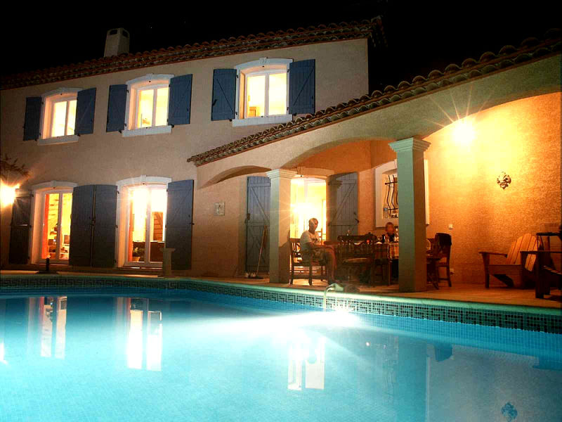 Villa Clapiers with pool