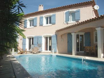 Villa Clapiers mit Pool