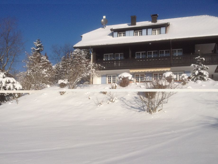 Landhausvilla Strittberg 7  Im Winter