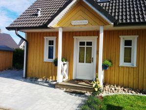 Ferienhaus Schwedenhaus mit Sauna und Kamin