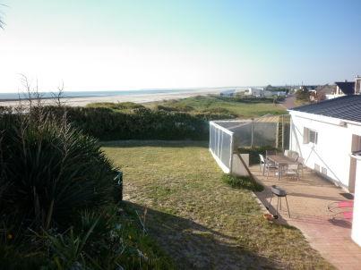 Das Strandhaus (Bretteville-Sur-Ay Plage)
