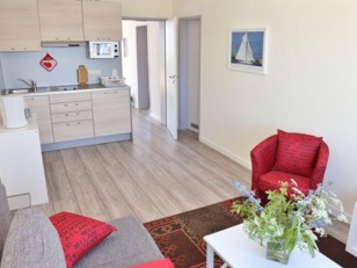 Küchenzeile Wohnzimmer ~ ferienwohnung ferien am rundsteg wg 7, fehmarn frau sonja sanner