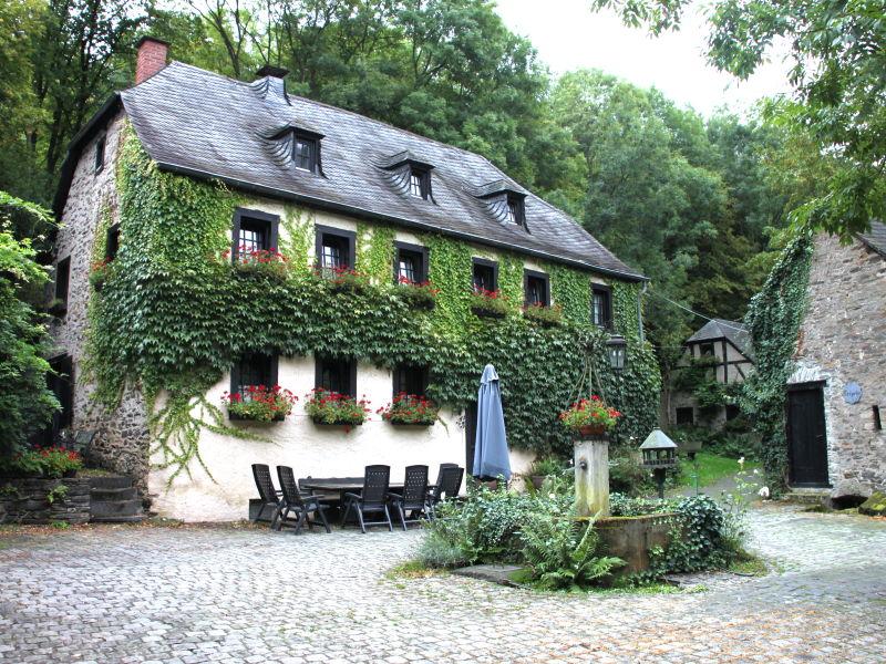 Ferienhaus Wohnhaus der Kolliger Mühle