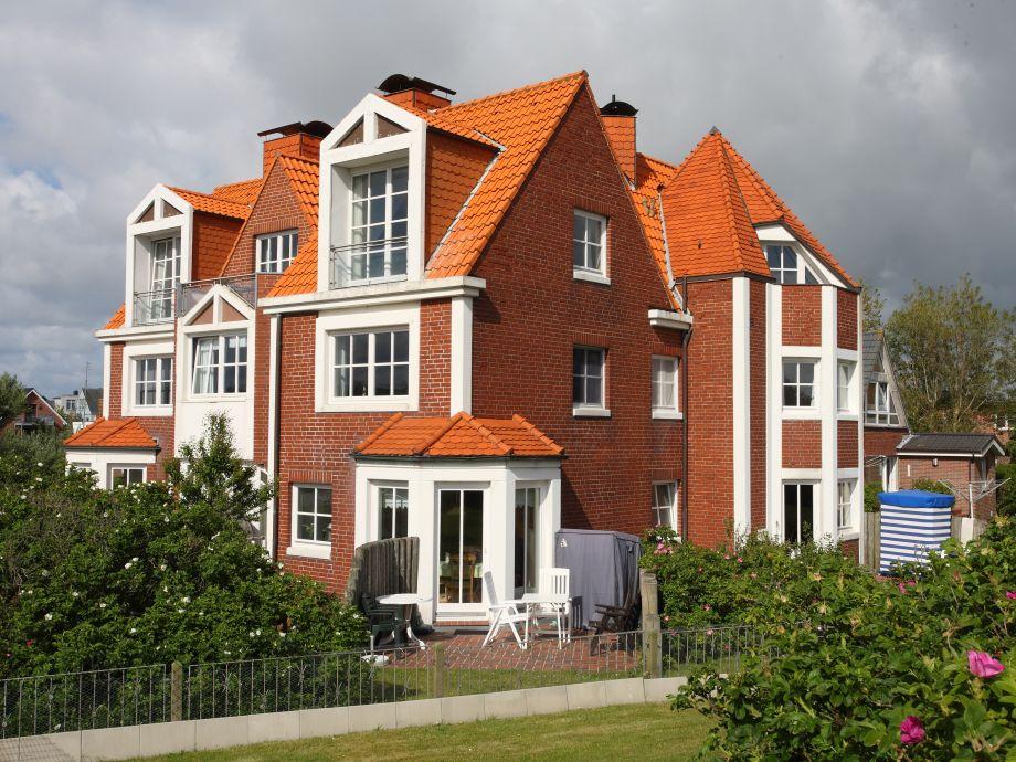 Ferienwohnung Haus in den Dünen 2 Nordseeinsel Borkum