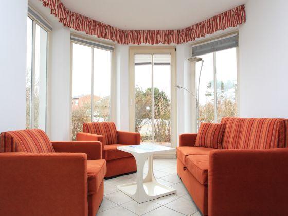 Ferienwohnung Haus in den Dünen 4 Nordseeinsel Borkum