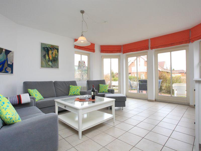 Ferienwohnungen & Ferienhäuser für 6 Personen auf Borkum