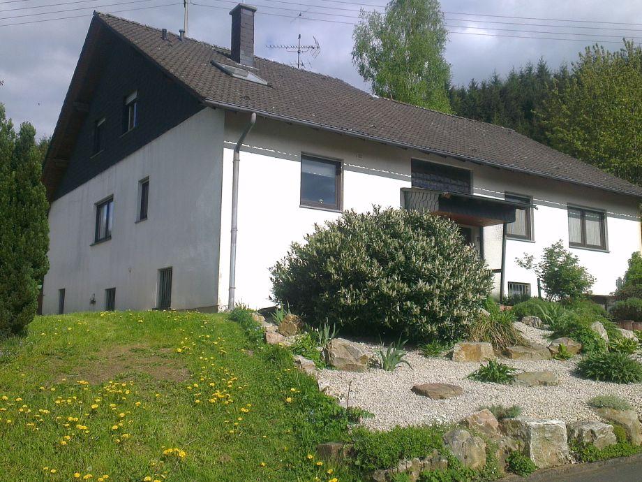 "Ferienhaus ""Wilder Hunsrück"" Schmissberg"