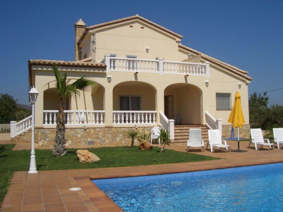 Hausansicht Villa Meligo 7