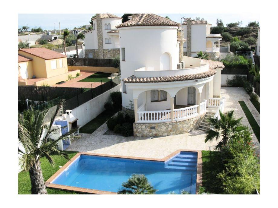 Ansicht Villa Paula