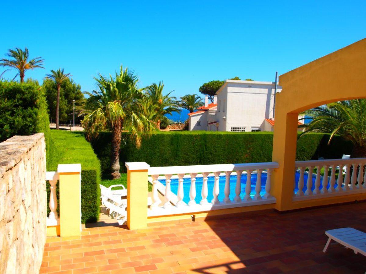 villa roques daurades l 39 ampolla delta de l 39 ebre costa daurada firma bahia mar s a frau. Black Bedroom Furniture Sets. Home Design Ideas