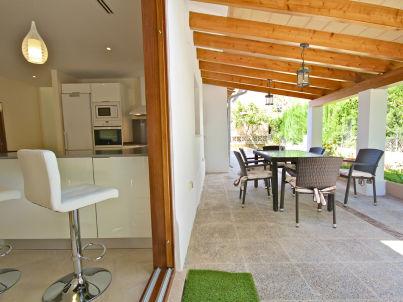 Modernes Strandhaus Barbara | ID 44236