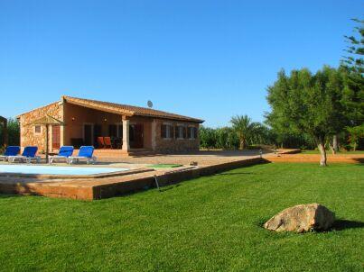 Pool-Finca Campo