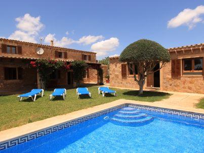 Pool-Finca Coloma