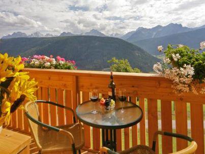 Alpenrose auf dem Mahrhof