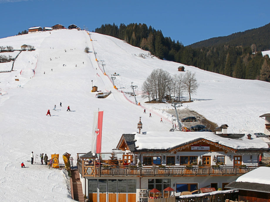 Ferienwohnung Alpenrose auf dem Mahrhof, Dolomiten ...