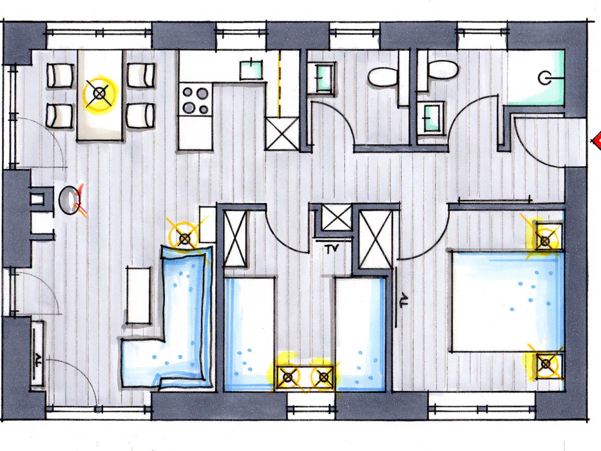 ferienwohnung skagen geltinger bucht firma ostseequartier kronsgaard herr benjamin thomsen. Black Bedroom Furniture Sets. Home Design Ideas