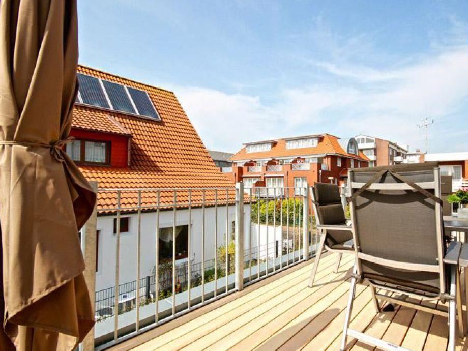 Ihr sonniger Balkon