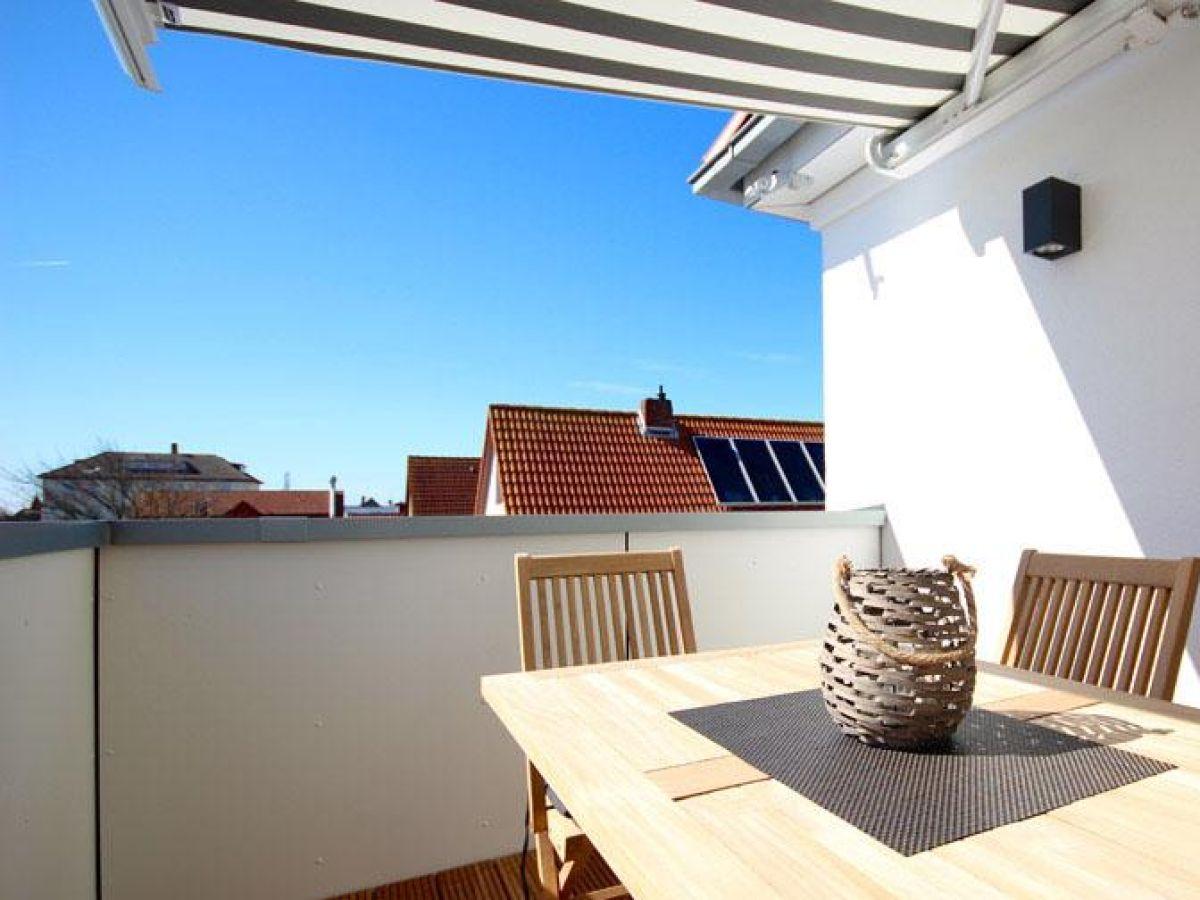 ferienwohnung haus anna 170010 deutschland nordsee With markise balkon mit tapete tafel
