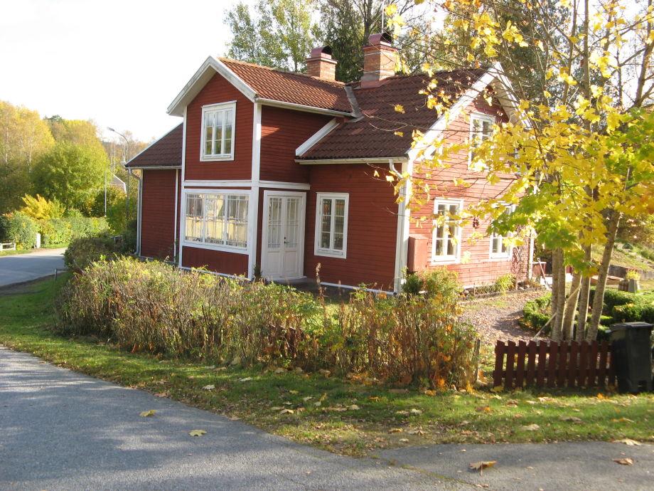 Haus Oskarslund in Lönneberga