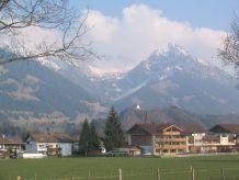 Ferienwohnung Ferienwohnung Seitz - Bergblick