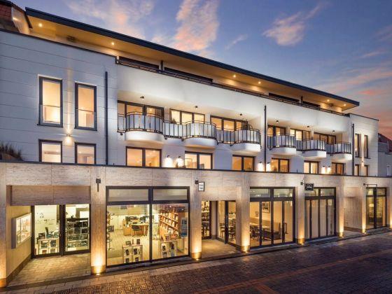 Ferienwohnung Passepartout  Og   Schlafzimmer Norderney  Firma
