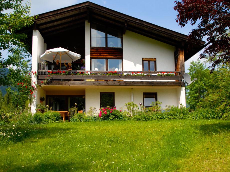 Unser Haus am Hachelbach