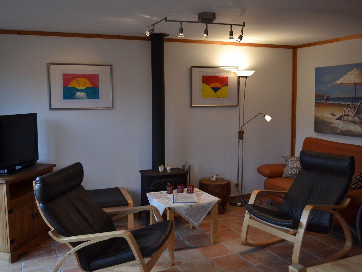 Ferienhaus fischerhaus cindy de haan frau hanson - Fernseher wohnzimmer ...
