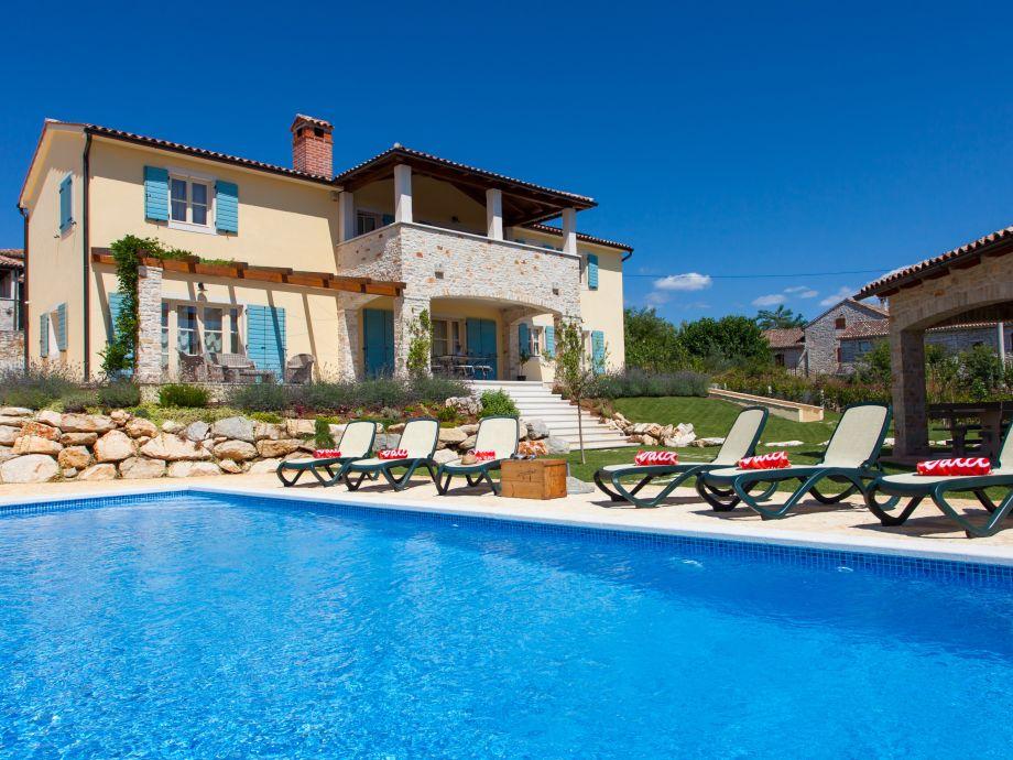 Villa Azzurra, Porec, Istria, Croatia