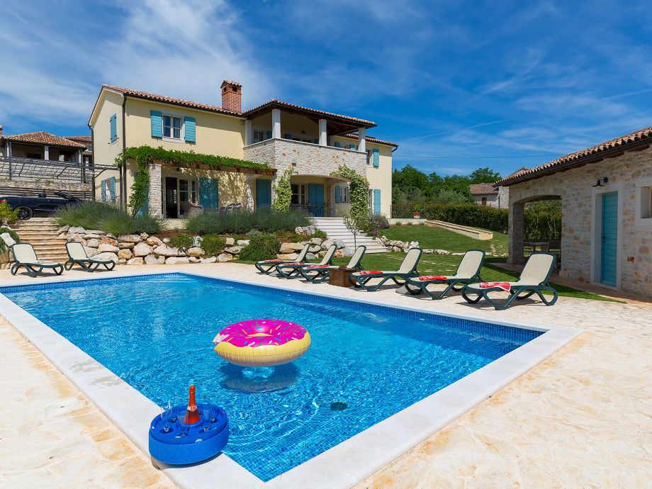 Außenaufnahme Villa Azzurra