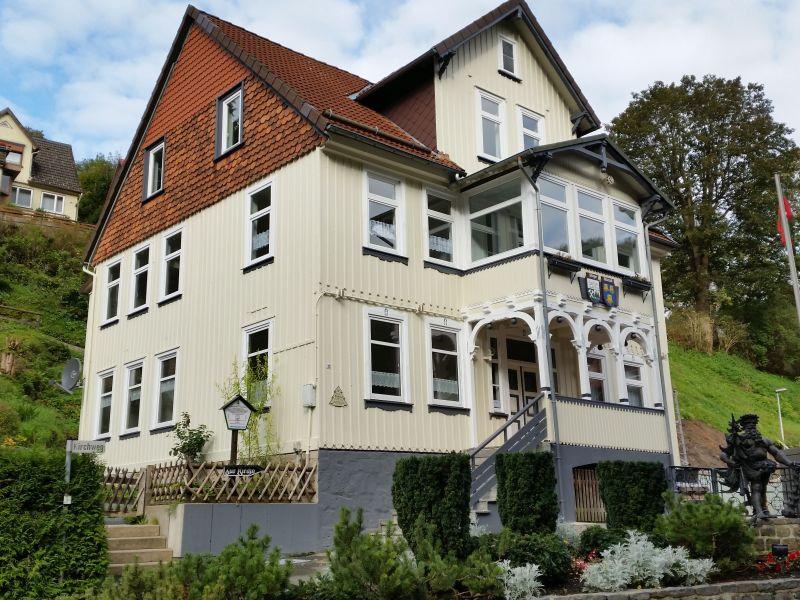 Holiday apartment Bürgermeisterwohnung